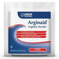 Arginaid Arginine Powder Mix 35984000 9.2g 1 Each, Cherry Flavor