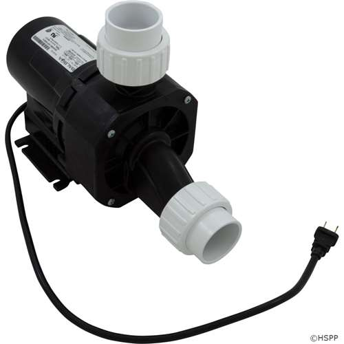 "Balboa Hydro Air Pump, Bath, Gemini Plus II, 0.75hp, 115v, 1-1/2"" , Rfb Part # 0034F88C"