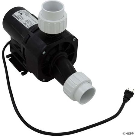 Balboa Hydro Air Pump, Bath, Gemini Plus II, 0.75hp, 115v, 1-1/2