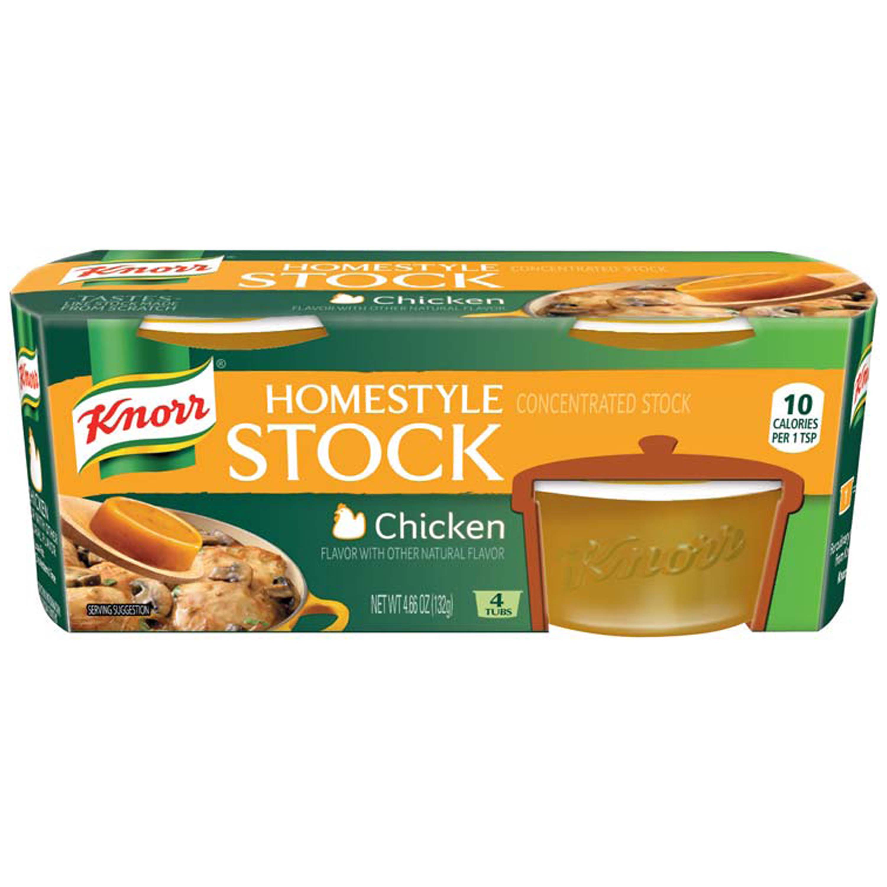 Knorr Chicken Homestyle Stock, 4.66 oz