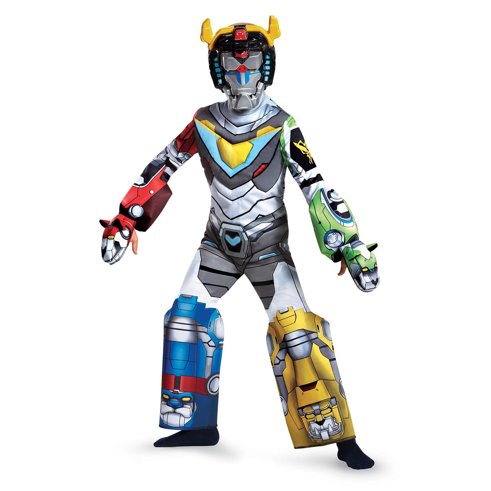 Voltron Deluxe Child Costume