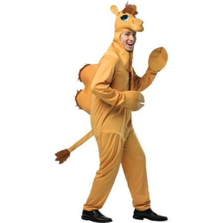 MorrisCostumes GC6527 Camel Adult (Camel Costume For Adults)