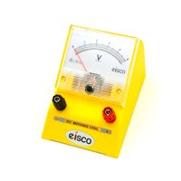 Moving Coil Voltmeter, 0 - 5 V, DC Type,  EDM-80,  Eisco Labs