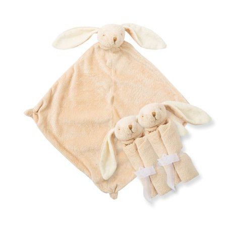 Harriet Bee Manheim Bunny Baby Blanket Set Of 3