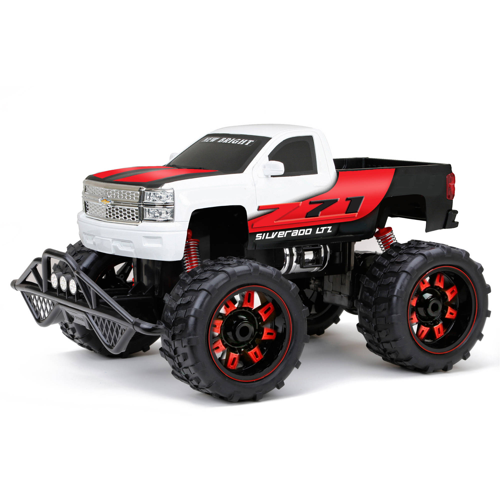 New Bright 1:10 R/C Chevy Silverado Truck