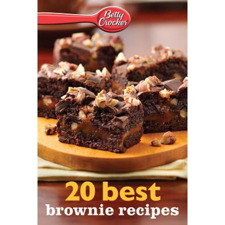Betty Crocker 20 Best Brownie Recipes - eBook