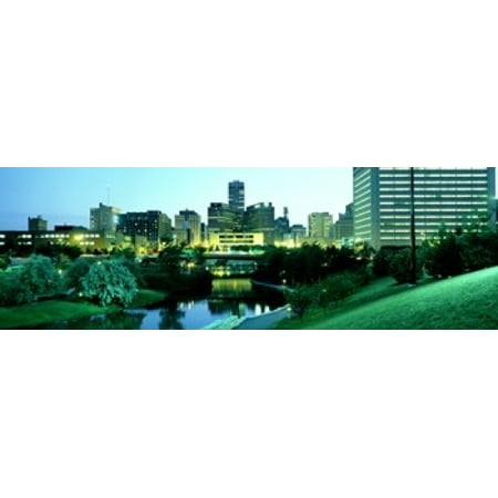 Omaha NE Canvas Art - Panoramic Images (18 x 6)](Home Goods Omaha Ne)