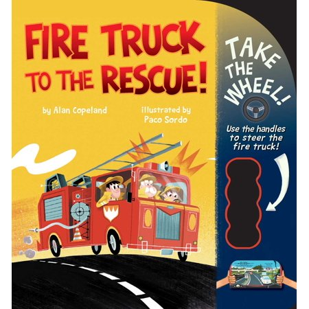 Fire Truck to the Rescue! (Board Book)