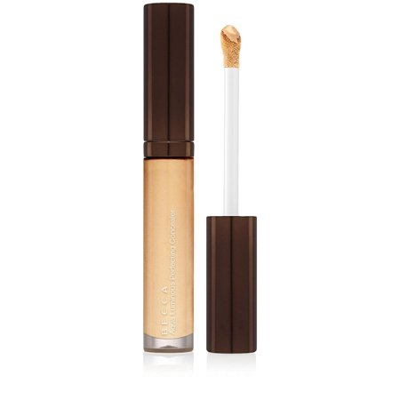 BECCA, Aqua Luminous Perfecting Concealer-Beige, Blurs imperfections: covers dark circles, hides blemishes, conceals hyper pigmentation^Perfects skin tone,.., By Becca