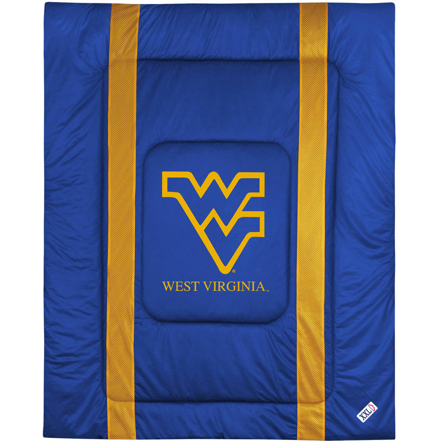 NCAA West Virginia University Sidelines Comforter