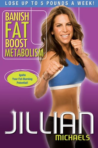 Jillian Michaels: Banish Fat Boost Metabolism (DVD) by LIONS GATE