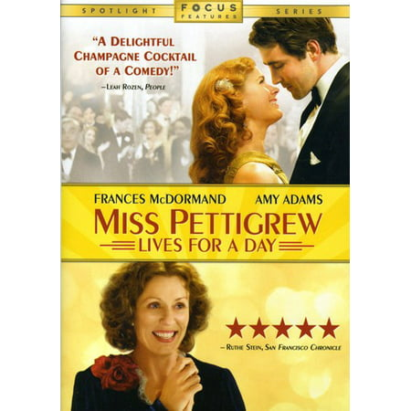 Miss Pettigrew Lives For A Day