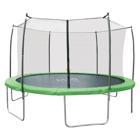 Pure Fun Dura Bounce 14 Ft  Trampoline With Optional Enclosure