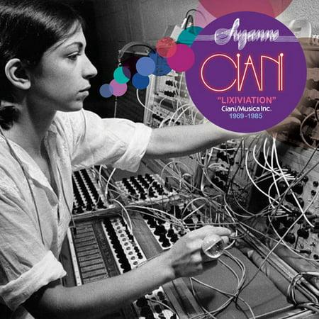 Lixiviation   Ciani   Musica Inc  1969 1985