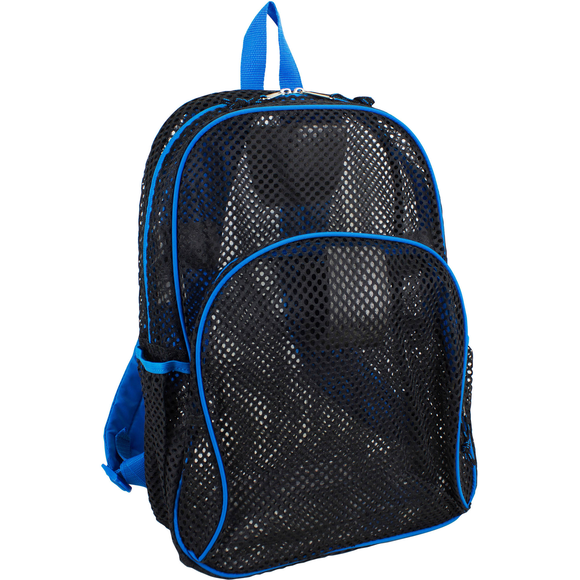 Eastsport Mesh Backpack with Contrast Trim