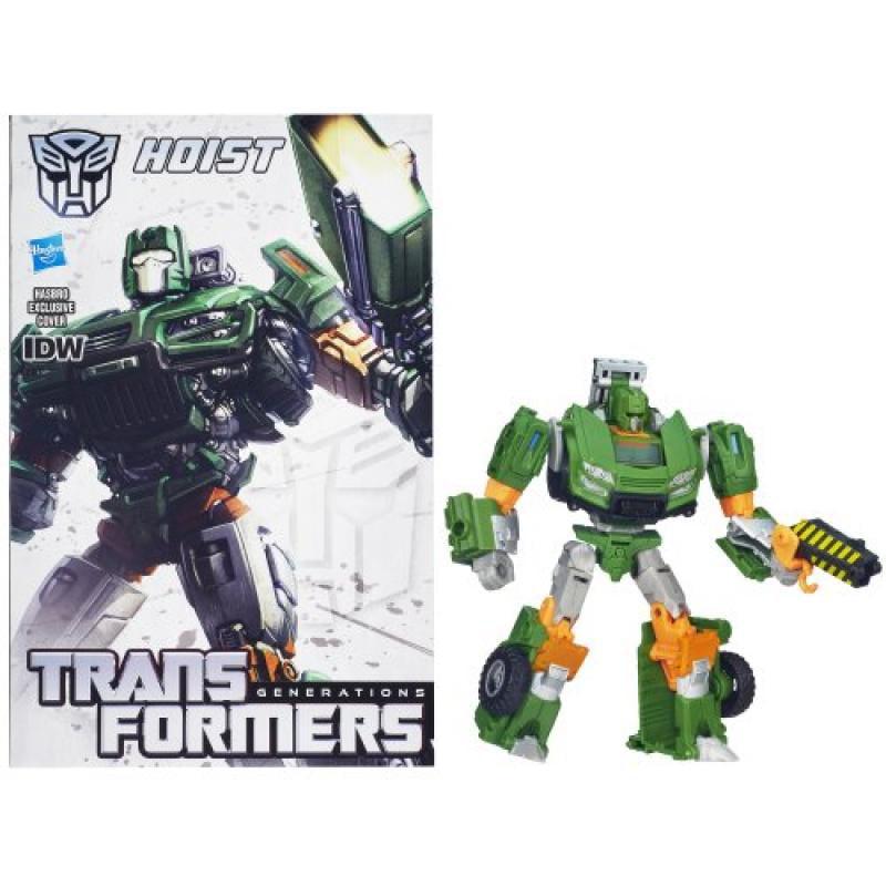 Transformers Generations Deluxe Class Hoist Action Figure