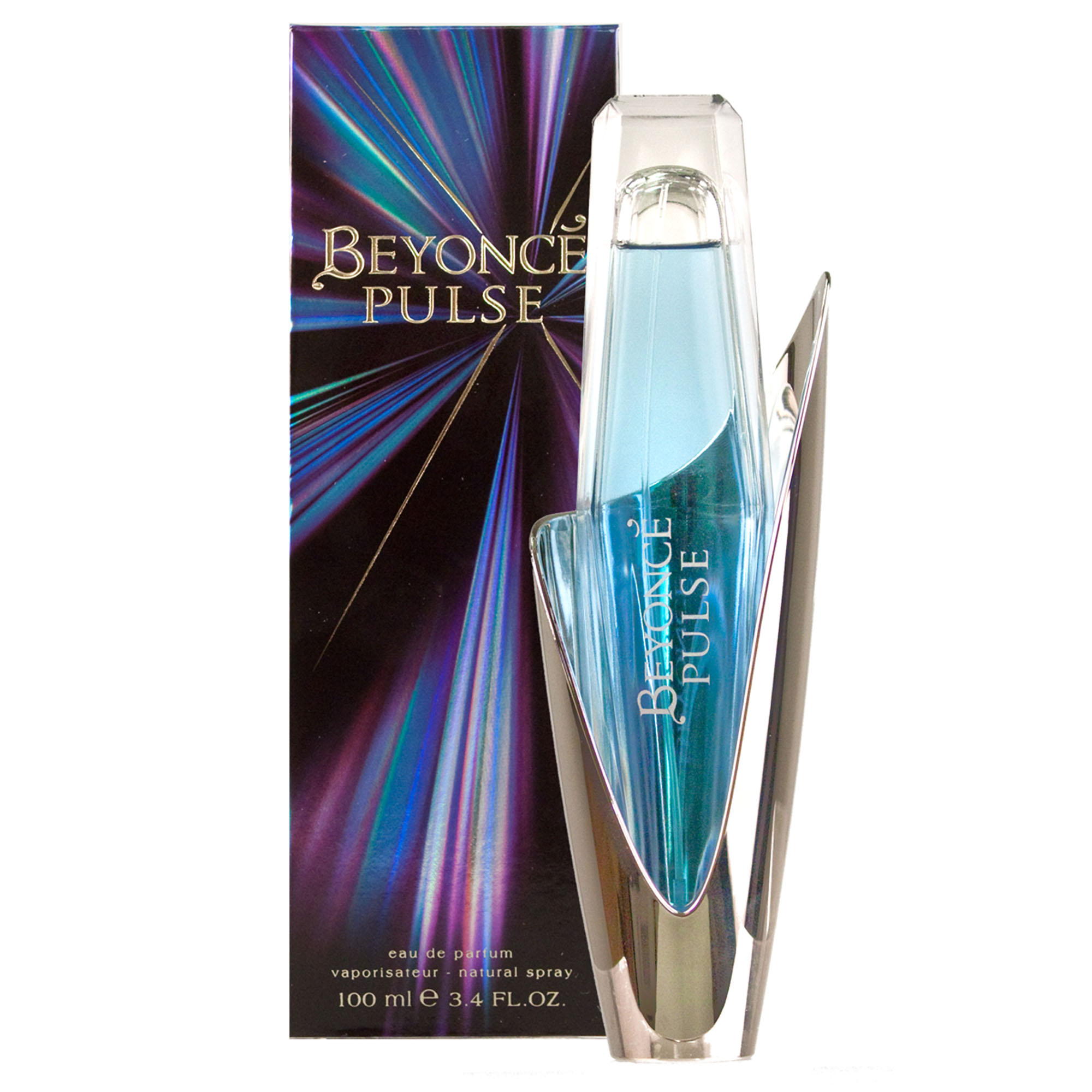 Pulse For Women 3.4 oz EDP Spray By Beyonce