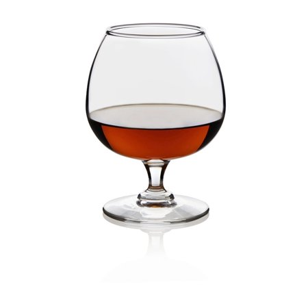 Libbey 4pc Perfect Cognac Glasses