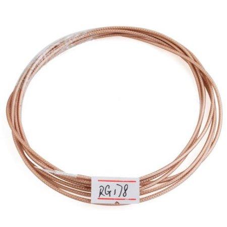 BangBang DIY Transmitter Antenna Extension Cable Line RF Coaxial RG178 10  Feet