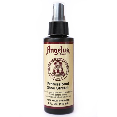 Angelus Brand Professional Shoe Stretch Spray Pump #870 4 (Best Professional Shoes For Standing All Day)