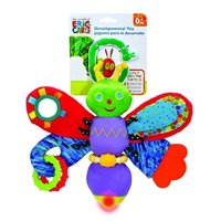 world of eric carle, the very hungry caterpillar activity toy, firefly with light