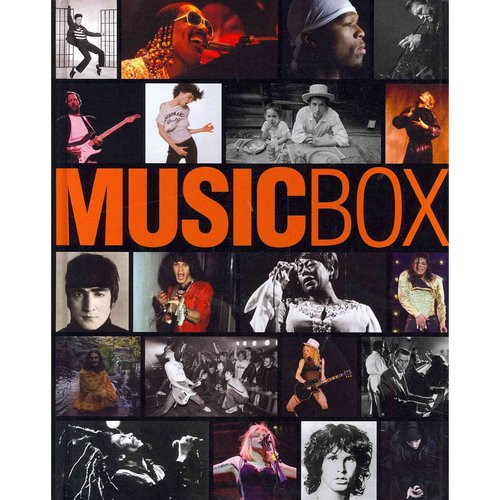Music Box: Photographing the All-time Greats
