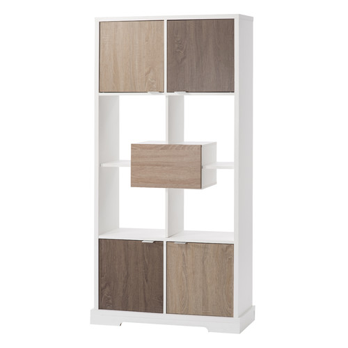 Hokku Designs 67'' Cube Unit Bookcase by Hokku Designs