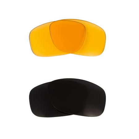 1e3259365f FLAK 2.0 XL Replacement Lenses Black   Hi Intensity Yellow by SEEK fits  OAKLEY