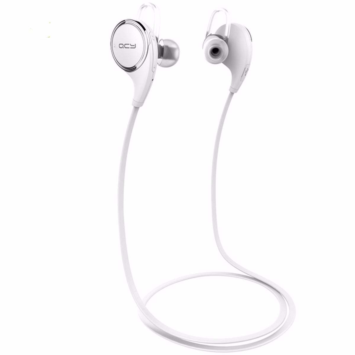 ELEGIANT Sweatproof bluetooth Wireless Headphones with Mic Noise Reduce Stereo In-Ear Earbuds Sport Headphones for Apple Mobile Phones Notebook Computers