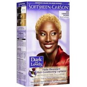 Dark and Lovely Fade Resistant Rich Conditioning Color, [396] Luminous Blonde, 1 ea (Pack of 6)