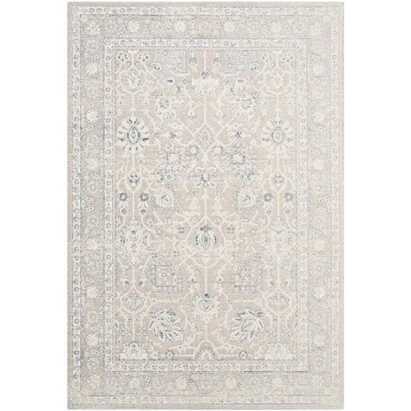"Safavieh Patina 2' 2"" X 12' Rug in Taupe and Taupe"