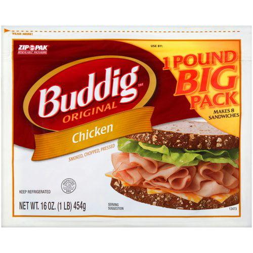 Buddig Original Chicken, 16 oz