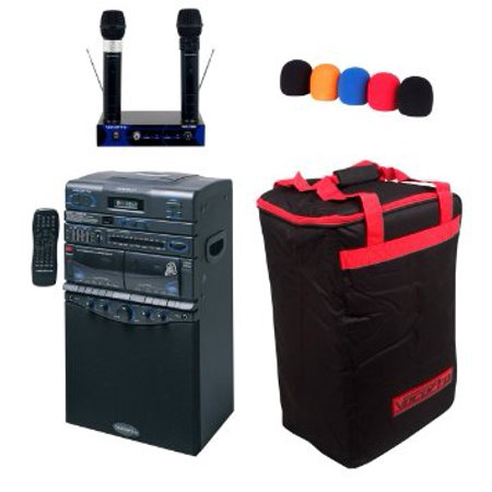 vocopro dvdduetproii 80 full karaoke system. Black Bedroom Furniture Sets. Home Design Ideas