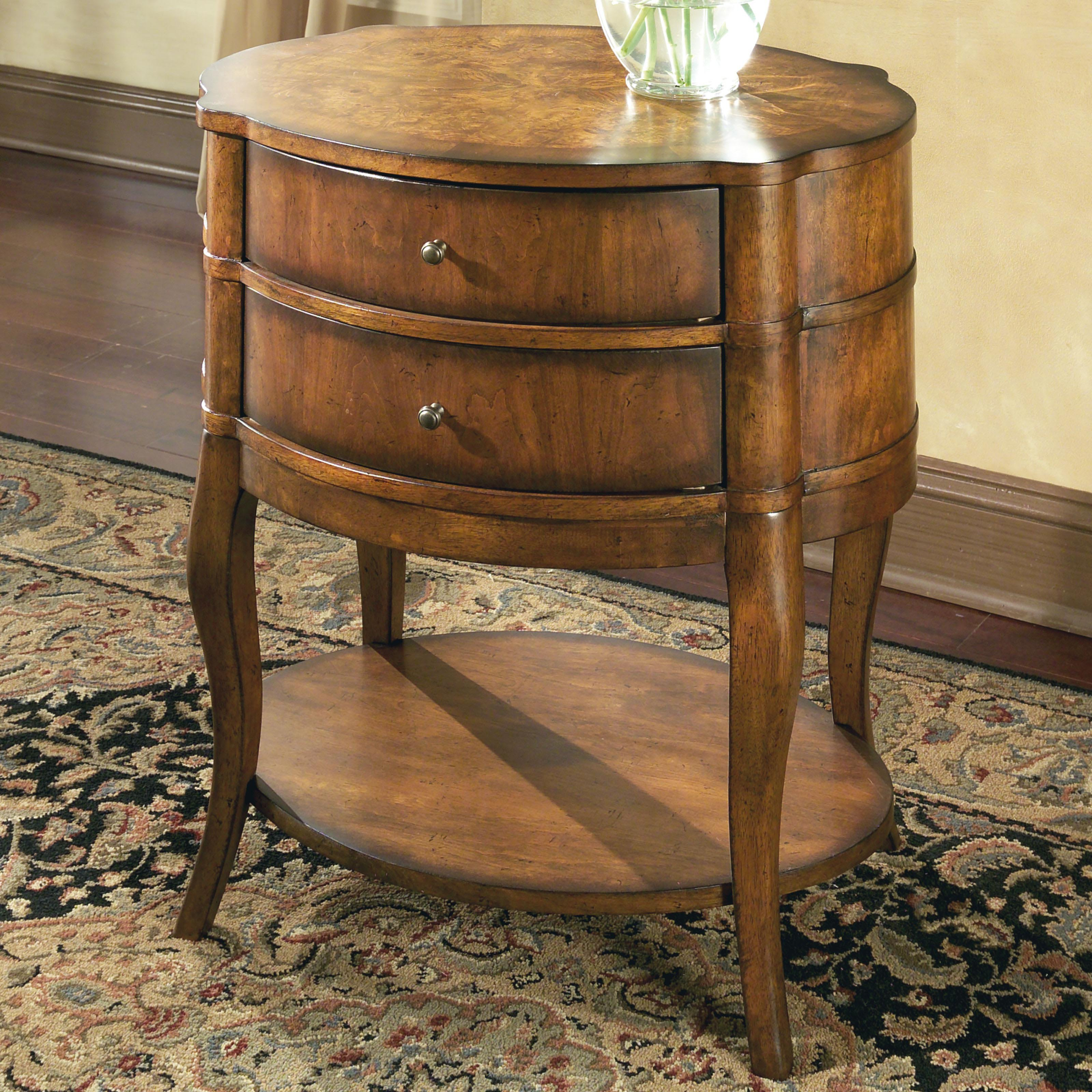 Butler Nice Oval Accent Table