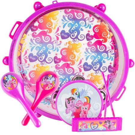 My Little Pony Drum Value Set, 5-Piece ()