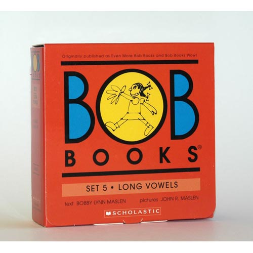 Long Vowels: Bob Books Set 5