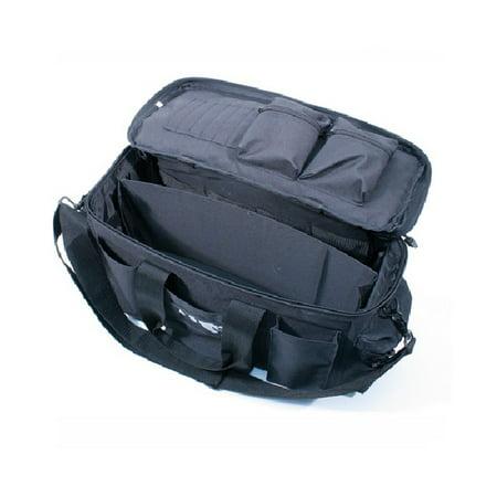 Blackhawk 20pe00bk Black Police Equipment Gear Bag 7 5 L X 12 W