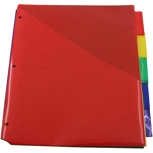 folder divider tabs