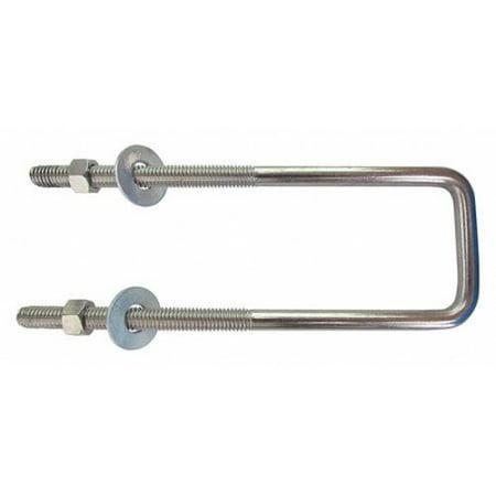 U-bolt Pad (U-Bolt, Steel)