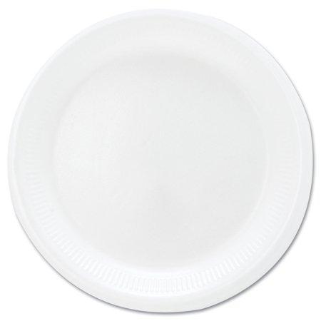 Mediumweight Foam Dinnerware, Plates, 6
