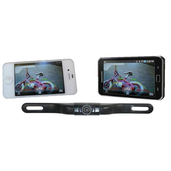 4Ucam 8909WiFi iPhone, Android and iPad WIFI Backup camera