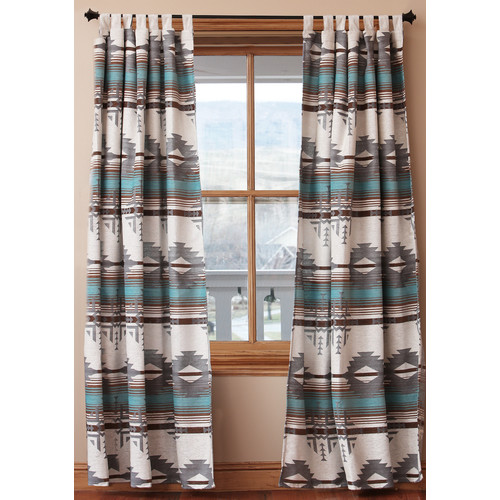 Carstens Inc. Branch Southwest Curtain Panels (Set of 2)