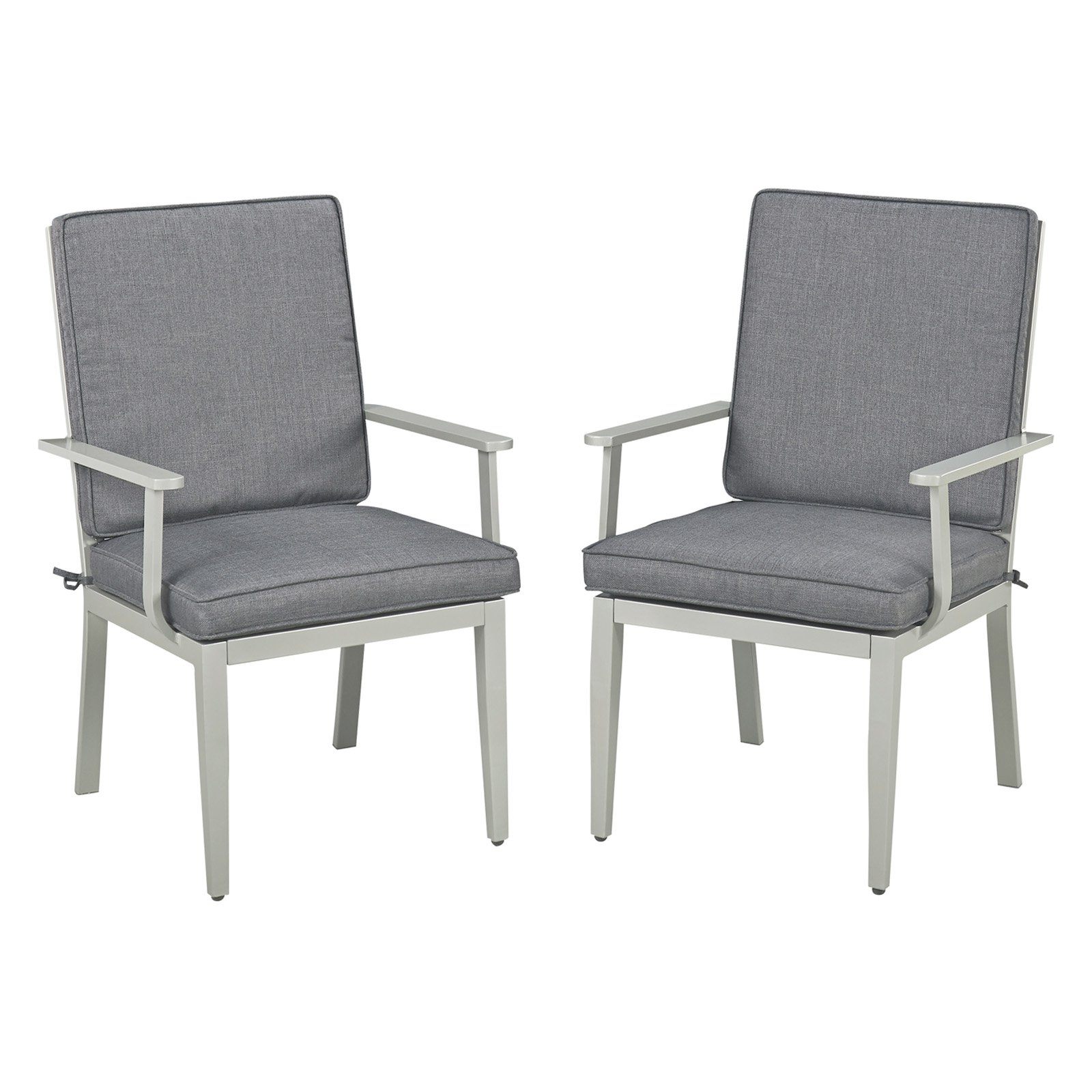 South Beach Pair of Arm Chairs