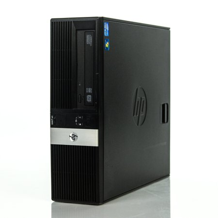 Refurbished HP Pro rp5800 SFF  i3-2100 3.10GHz 16GB 256GB SSD Win 7 Pro 1 Yr Wty