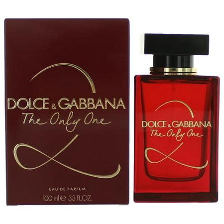 Dolce & Gabbana awtoo2dg34ps 3.3 oz The Only One 2 Eau De Parfum Spray for Women ()