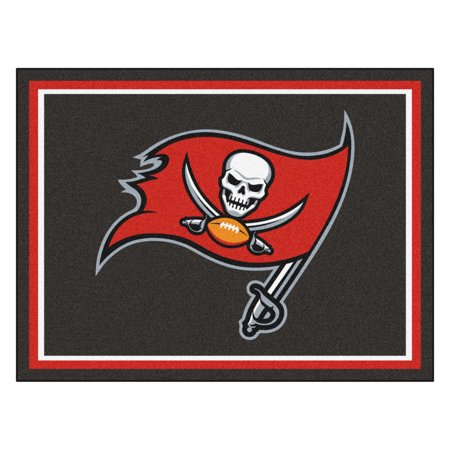 NFL - Tampa Bay Buccaneers 8'x10' - Tampa Bay Buccaneers Football Rug