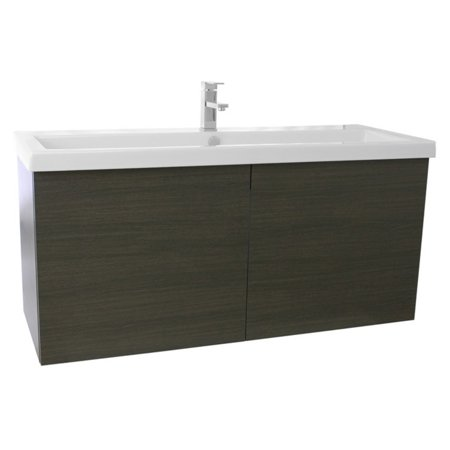 Iotti by Nameeks Space 47 in Single Bathroom Vanity Set