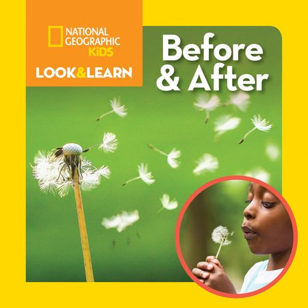 National Geographic Kids Look & Learn: Before and After (Board (Preparation H For Wrinkles Before And After)