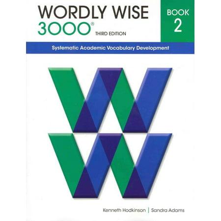 Wordly Wise 3000 Stu Bk Grd 2 : 3rd