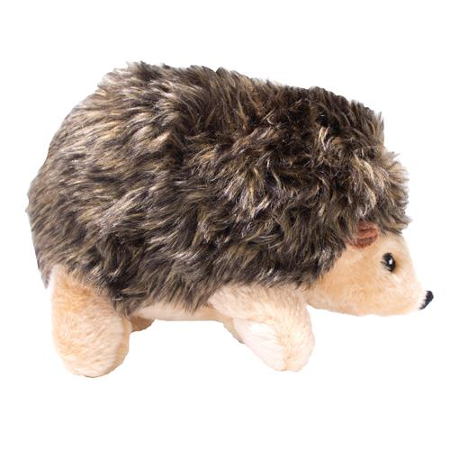 ETHICAL DOG WOODLAND COLLECTION HEDGEHOG DOG TOY LARGE/8.5 INCH